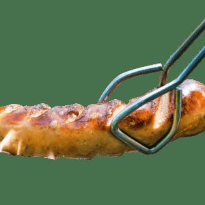 hotdog grilled